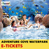 【iTravel eTicket】 Adventure Cove Waterpark Ticket for Adults / Children 水上探险乐园