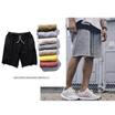 2017新品/ 薄い/ジーンズ/デニム High-End Street STYLE 高品質 全8色無地 レイヤードショートパンツ メンズ ハーフパンツ メンズ ショートパンツ