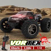 무선조종자동차 몬스터트럭  / 시속 42km/h / 2.4G 조종기 /Monster Truck / RC 카 / 오프로드 / 입문용 RC /  2WD