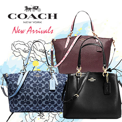 DIRECT SHIPMENT FROM USA-COACH-100% AUTHENTIC NEW STYLES ADDED 4e381b519b