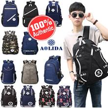 AOLIDA BACKPACK sports bag travel Men Messenger Bags Ladies Handbags Shoulder Bag School bag