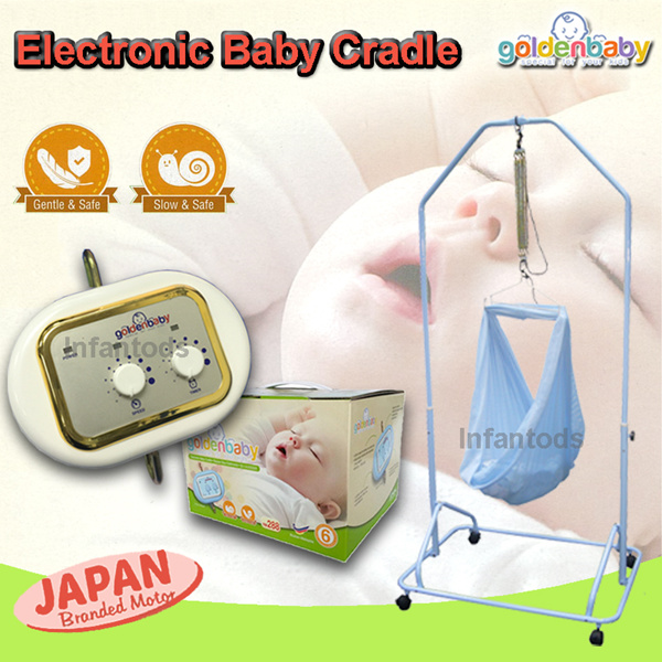 infantods   golden baby   polar electronic baby cradle  electrical  buy  infantods   golden baby   polar electronic baby cradle      rh   bydeals