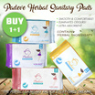 1+1 [Padeve] Herbal Sanitary Pads ❤ Cooling and Refreshing ❤ Comfortable