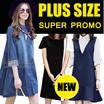 【29/5NEW】600+ style S-7XL NEW PLUS SIZE FASHION LADY DRESS OL work dress blouse TOP