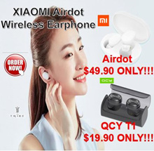 AirDots Bluetooth Earphone Youth Version stereo Bass BT 5.0 Headphones limited stocks to collect NOW