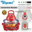 TOYOMI Convection Roaster [Model: JL 9501TU] - Official TOYOMI Warranty Set. 1 Year Warranty.