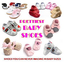 [ORTE] PRETTIEST BABY SHOES SALES ★Good Quality★Diapers★Wide Range Designs★Fast Delivery