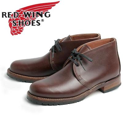 レッドウィング ベックマン チャッカ ブーツ REDWING BECKMAN CHUKKA BOOTの画像