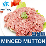 [Hentick]Minced Mutton[500gm][HEGO][HALAL][FROZEN][MEAT]