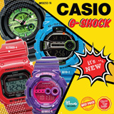 *CASIO GENUINE* CASIO G-SHOCK AW/GDF/GDX SERIES! Free Reg. Shipping and 1 Year Warranty!!