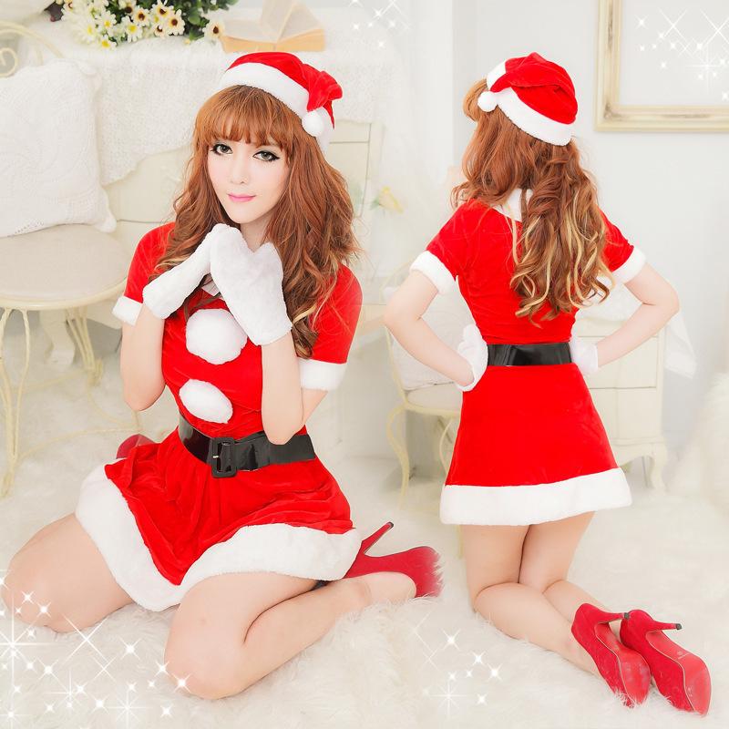 サンタ コスプレ コスチューム 衣装 コスチューム ピーターパン セクシー パーティー サンタコス サンタコスプレ コス パーティ―コスチューム サンタクロース衣装 クリスマスコスチュー