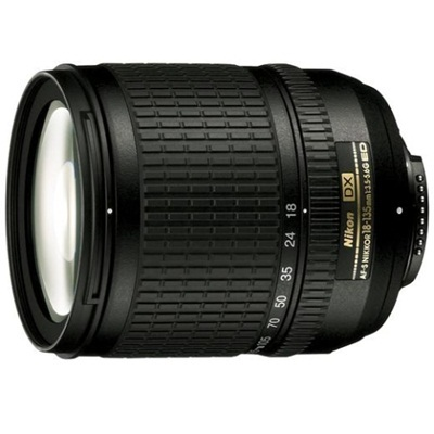【クリックで詳細表示】[NIKON][EMS 送料無料] ニコン/ Nikon AF - S DX Zoom - Nikkor ED 18 - 135mm F3.5 - 5.6G (IF) [EMS Free Shipping]