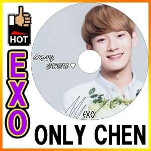 【韓流DVD K-POP DVD 韓流グッズ 】 EXO ONLY CHEN オンリーチェン / エクソ EXO-K EXO-Mの画像