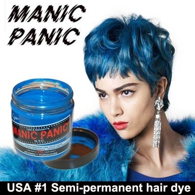Qoo10  USA 1 HAIR DYE Manic Panic Classic  Semi