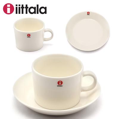 IITTALA イッタラ ティーマ コーヒーカップ&ソーサー セット 220ml 皿 コップ 食器 ギフト プレゼントの画像