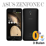 SMART PHONE *ASUS ZENFONE C ZC451CG Ram 2 GB * android kitkat  * Garansi resmi 1 tahun