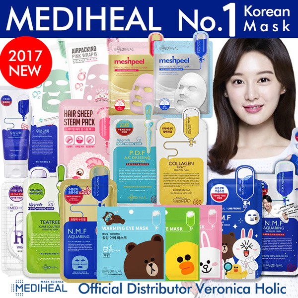 ?ONLY 1-day 100SET LIMITED SALE?FREE SHIPPING?[Mediheal] Face Mask/Korea Mask Sheet 10pcs Deals for only S$12.99 instead of S$0
