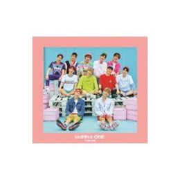 1×1=1(TO BE ONE)-JAPAN EDITION-(Pink Ver.)(DVD付)|Wanna/One|(株)ポニーキャニオン|送料無料