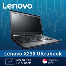 Refurbished Lenovo X230 Laptop / Intel i5 / 4GB RAM / 320GB HDD/Thai KB