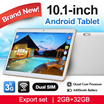 ★Local Seller★ 9 inch|10.1 inch Android Tablet|Dual Sim|WIFI[2GB+32GB]Quad Core/Export set/Brand New