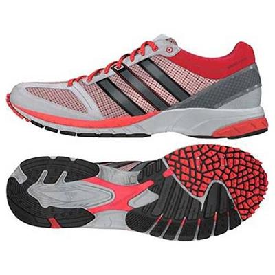 ◆即納◆アディダス(adidas) adizero Mana 7 B34541 RUNWHT/アイロンメット 【ランニング 陸上競技 メンズ ランニングシューズ】の画像