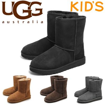 アグ オーストラリア UGG クラシック ムートンブーツ CLASSIC  5251 キッズ ジュニア ブーツの画像