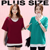 [FAST SHIPPING] FREE SHIPPING* / PLUS SIZE - Korean Style LOOSE-FIT Tops Collection /