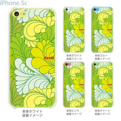 【iPhone5c】【iPhone5cケース】【iPhone5cカバー】【ケース】【カバー】【スマホケース】【クリアケース】【フラワー】【vuodenaika】 21-ip5c-ne0016caの画像