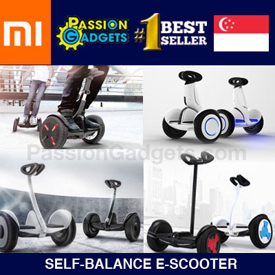 Local Seller! Ready Stock! [Xiaomi Scooter] Ninebot Mini Pro Segway Remote Control Smart Self Deals for only S$799 instead of S$0