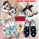 ★ Korea HIT★ Authentic Disney officially licensed  Mickey Mouse Snoopy slip on sandal flip flop Women shoes soft comfort flats casual sneakers wedge heels girl ladies Made in Korean fashion shoe