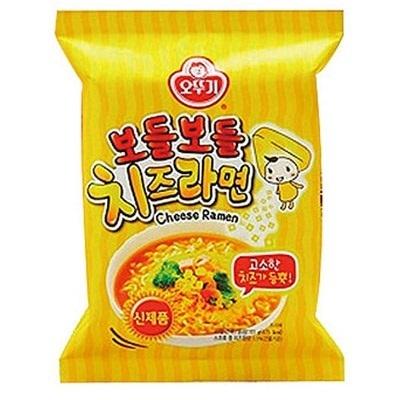 \まろやかなチーズの味が一品/ 【韓国食品】『オトギ|オトッギ』チーズラーメン[韓国ラーメン][インスタントラーメン][韓国料理][非常食]【RCP】の画像