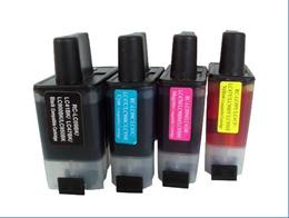 高品質 ブラザー互換インクカートリッジ  LC09-4PK 4色セット☆DCP-115C/DCP-110C