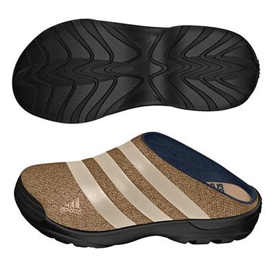 アディダス (adidas) トアロシェル(カードボード×クレイブラウン×コアブラック) B25180 [分類:メンズファッション コンフォートサンダル] 送料無料の画像