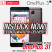 [instock now!!] OnePlus 3T 6GB + 64GB OxygenOS 3.5 Qualcomm® Snapdragon 821 A3010 (2.35 GHz)