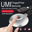★High Security Account Butler Confidential Information Password Login Into one Fingerprint Login.