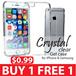 Crystal clear Hard/Soft Gel Iphone 6/6 Plus casing/Iphone 6S/6S Plus case/Iphone 5/5s/5c casing/Note 5/4/3 casing/redmi note casing/Samsung S5 casing/Mi4 casing/Samsung S6 casing /S6 EDGE casing