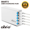 [ePlaza]OHSO Smart 5 USB Charging HUB / 5-port USB Charger / 40W 8A / Fast Charging