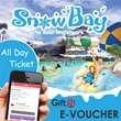 ☆SnowBay☆50% Off Tiket Masuk SnowBay di TMII_Weekend/weekday/libur/All Day Ticket_Promo Boneka Gratis_waterbom_snow bay