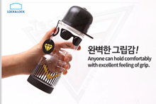 From Korea - [Lock n Lock] Collection water bottle/ 430ml / KBO / country series / hip-hop series - Local Seller n Fast Shipping