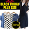 【BLACK FRIDAY BIG PROMO】500+ style 2016 S-7XL NEW PLUS SIZE FASHION LADY DRESS OL work dress blouse TOP pants short GSS