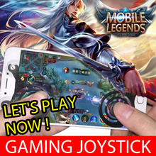 ♣RED♣Fling Mini Mobile Joystick for MOBILE LEGENDS BANG BANG / 2 Colours!