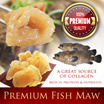 ★ Chinese New Year Promo ★ Premium Fish Maw ★ Dried Fish Maw ★ Premium Dried Sea Cucumber ★ Organic Black Garlic ★  MrHomeSG ★