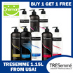 ◄ TRESEMME ► BUY 1 GET 1 FREE ★ Shampoo/Conditioner 1.15L ☆ Touchable Softness/Luxurious Moisture/Flawless Curls/24 Hr Body/Color Revitalize
