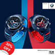 (Ice Watch) 30% Discount on BMW Motorsport Collection. 100% Authentic. Singapore Sole Distributor