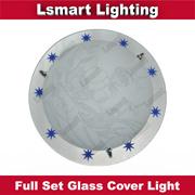 Stock Clearance sale★Full Set LED Ceiling Lighting★ Glass Cover ★LED Ceiling Light★ Magnet Lamp ★