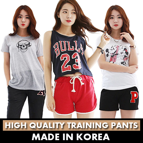 ?Korean Style Pants?41 style?Training Pants/Shorts Pants/Woman Pants/Made in Korea/High Quality Low Price/Summer/Long Pants/Dance/Stretch/Jogger/Sport/Baggy/Skinny/Sportswear/bottom/korean fashion Deals for only S$35.9 instead of S$0