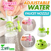 ★IMP HOUSE★[imp living][Kitchen Essential]ADJUSTABLE WATER ! Faucet Nozzle / Saving Water /Water-tap / Kitchen Home Use / Sprayer Faucet Valve/ Compatible with 1.5-2.3cm diameter tap
