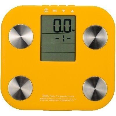オーム電機体重体組成計オレンジHB-K90-DHB-K90-D