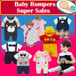 DSN1:Restock 16/06/2017 /Chinese New Year/ Christmas/ Gift/Rompers/Jumpers/Baby Rompers