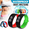 WATERPROOF ! B5M W2/W7/W9 Smart Wristband/ Digital Bracelet / Wristbands / Temp Sleep/ Step Counter / Calorie Pedometer/Adjustable Wrist